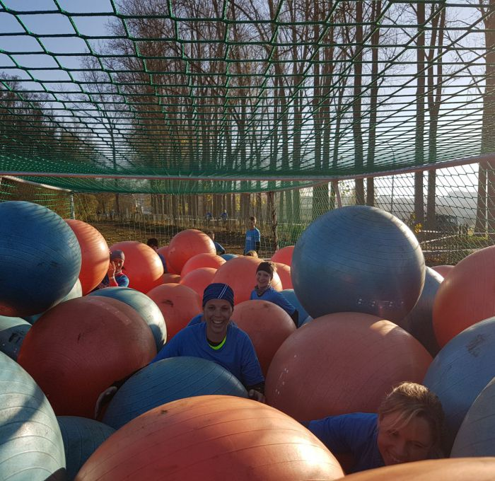 Giant ballenbad XL